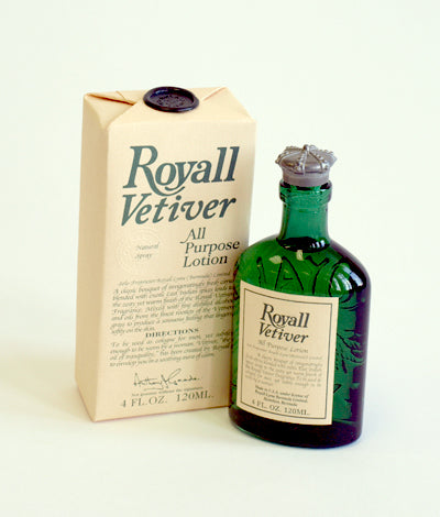 Royall Vetiver All Purpose Lotion 4oz.