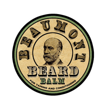 Load image into Gallery viewer, Beaumont Beard Balm- Timber (Travel Size)