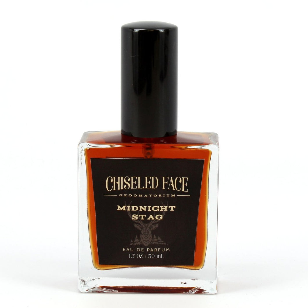 Chiseled Face Groomatorium- Midnight Stag Eau de Parfum
