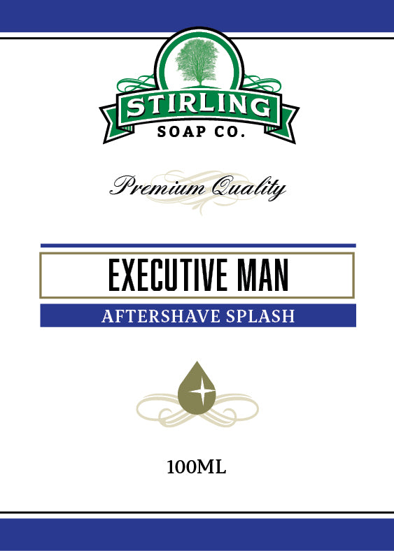 Stirling Executive Man Aftershave