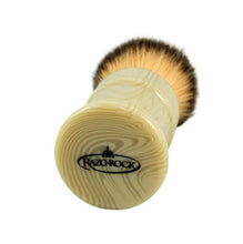 "Load image into Gallery viewer, RazoRock ""The Disruptor"" 22mm Synthetic Shaving Brush"