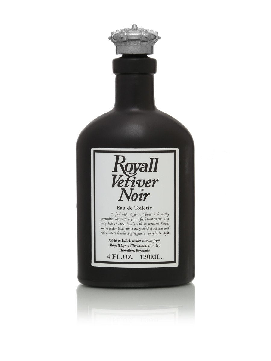 Royall Vetiver Noir EDT 4oz.