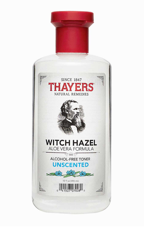 Thayers Witch Hazel- Alcohol Free- Unscented