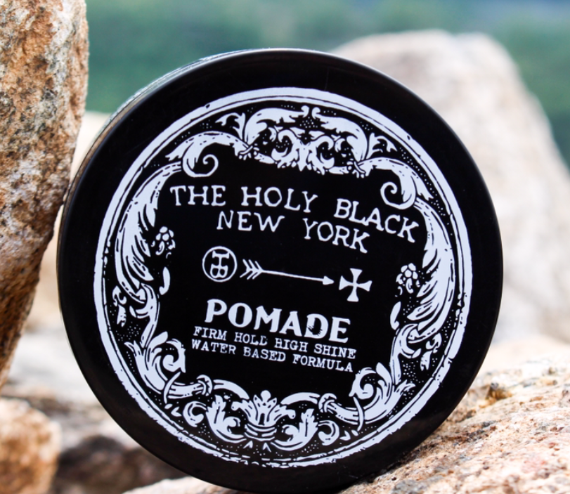 The Holy Black- Pomade