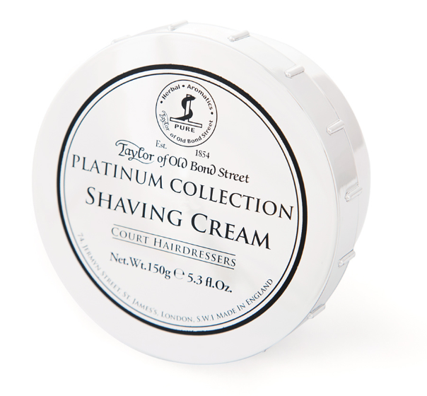 Taylor of Old Bond Street- Platinum Shaving Cream