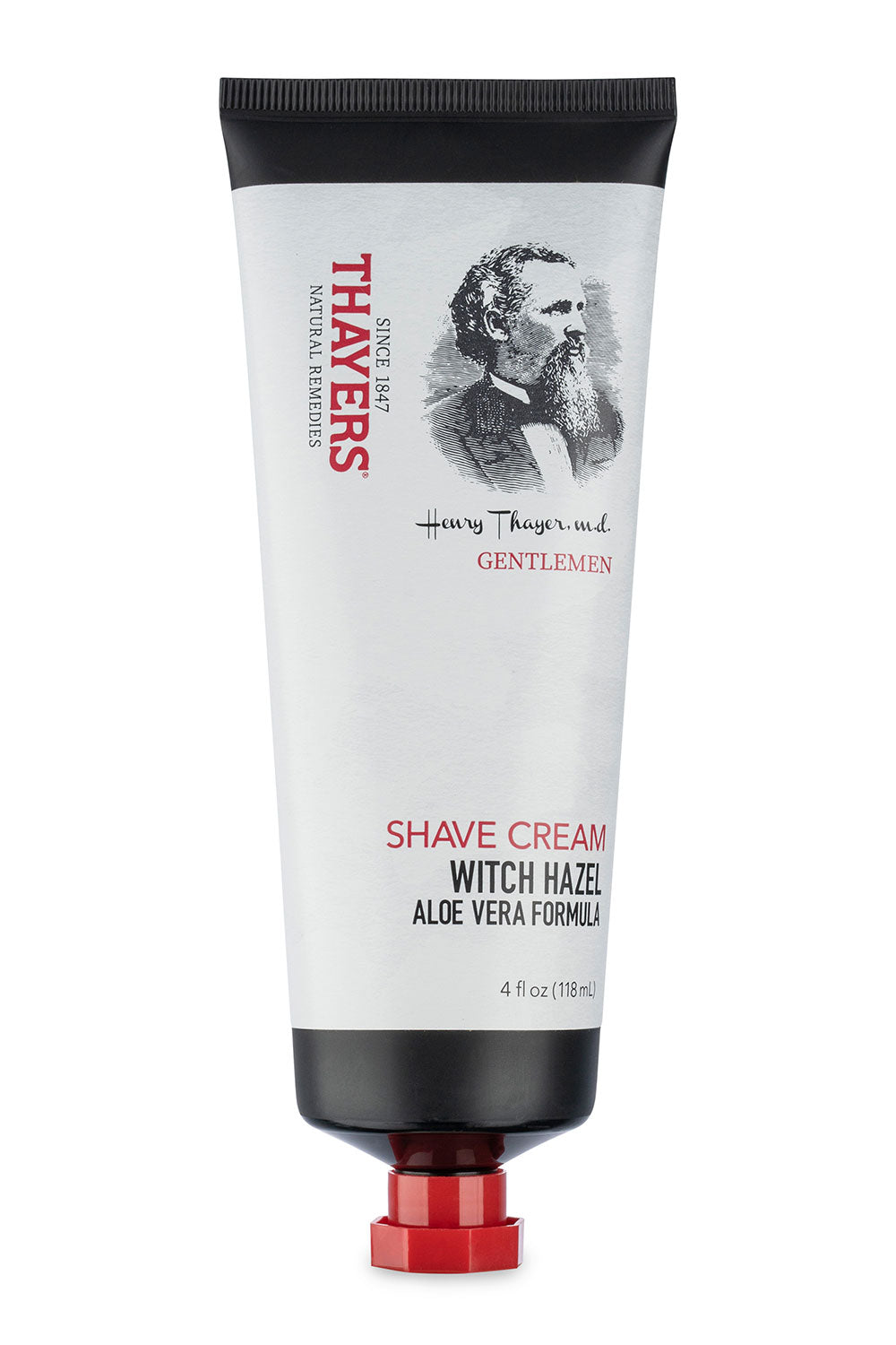 Thayers Witch Hazel- Gentlemen's Shave Cream