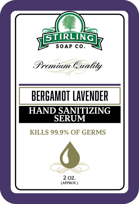 Stirling Bergamot Lavender Mint Hand Sanitizer