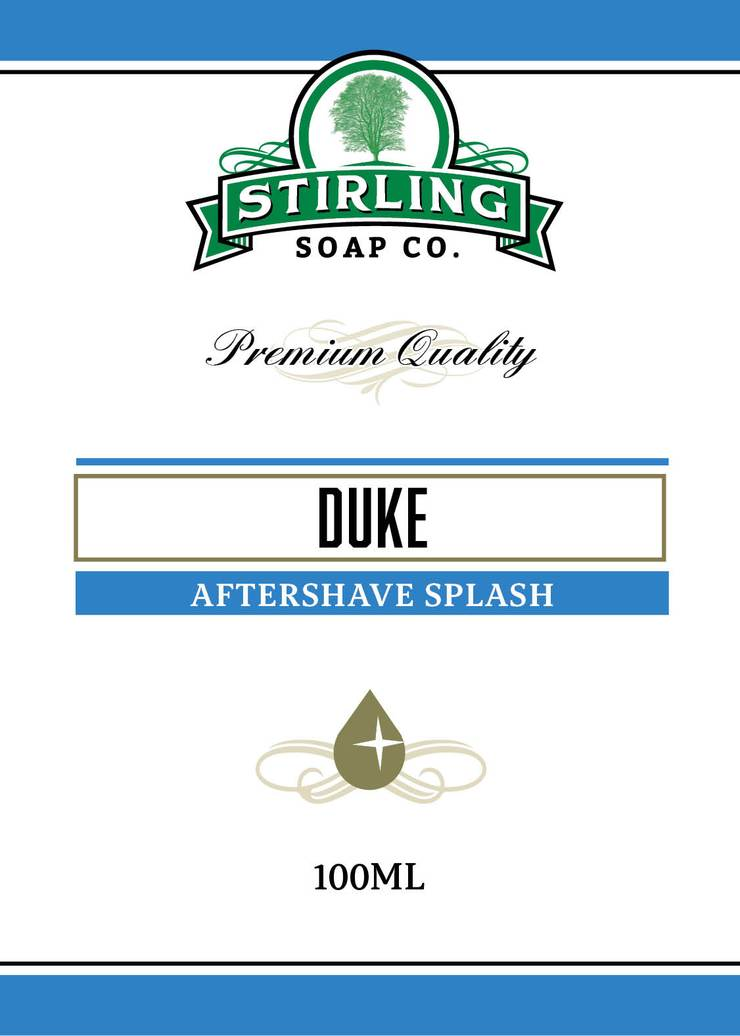 Stirling Duke Aftershave