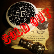 Load image into Gallery viewer, The Holy Black- Galleon Shave Soap LIMITED EDITION