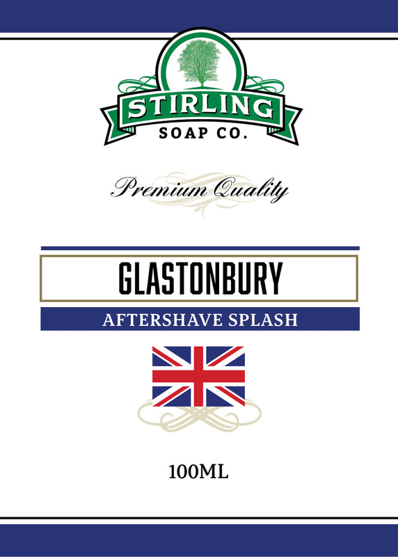 Stirling Glastonbury Aftershave