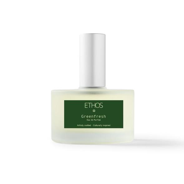 ETHOS Grooming Essentials- Greenfresh EDP Eau De Parfum