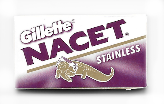 Gillette Nacet Stainless