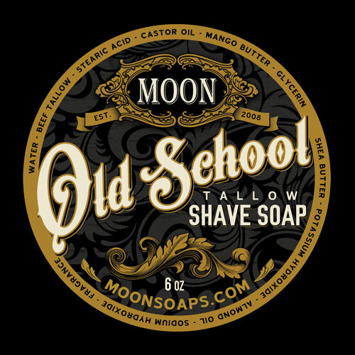 Moon Soaps- Old School