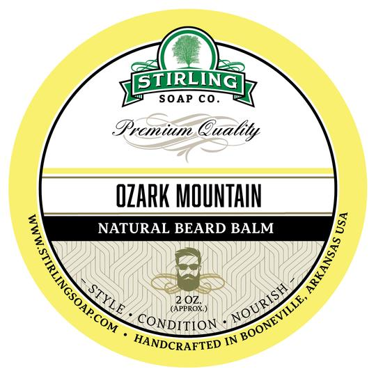 Stirling Beard Balm- Ozark