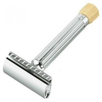 Merkur Progress Double Edge Adjustable Razor Long Handle