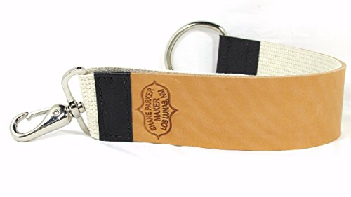 Shane Parker Strop- Canvas/Leather
