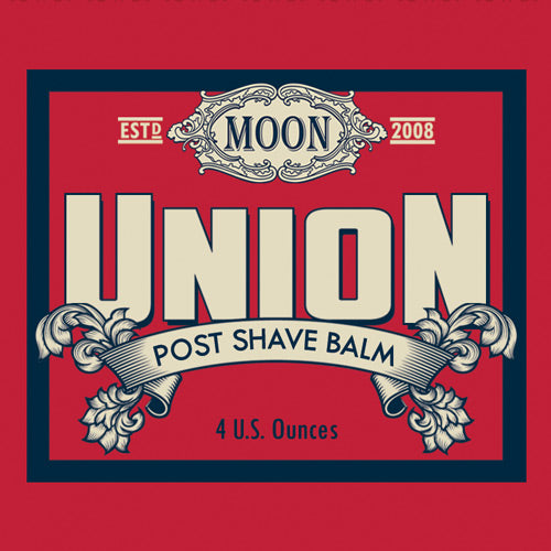 Moon Soaps- Union Post Shave Balm (Menthol)