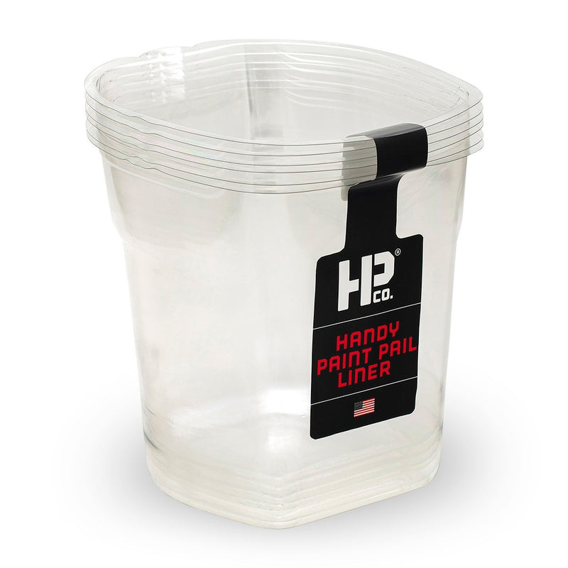 Handy Paint Pail Liners 6 Pack