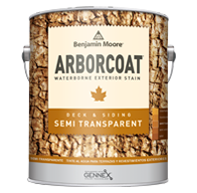 ARBORCOAT Semi Transparent Deck and Siding Stain F638