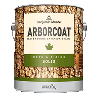 ARBORCOAT Solid Deck and Siding Stain K640