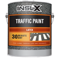 Latex Traffic Paint - Yellow TP-32XX