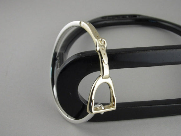 Detailed Hinged Stirrup