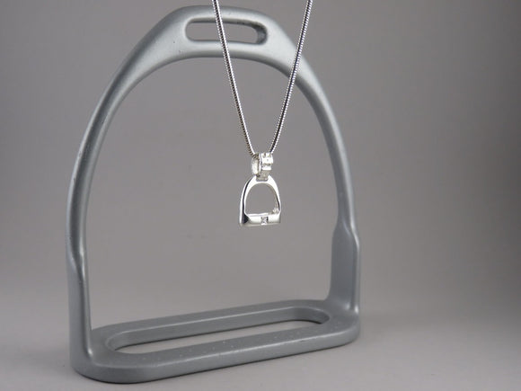 S Stirrup - 1 Diamond