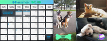 Load image into Gallery viewer, Hero K9 Calendar