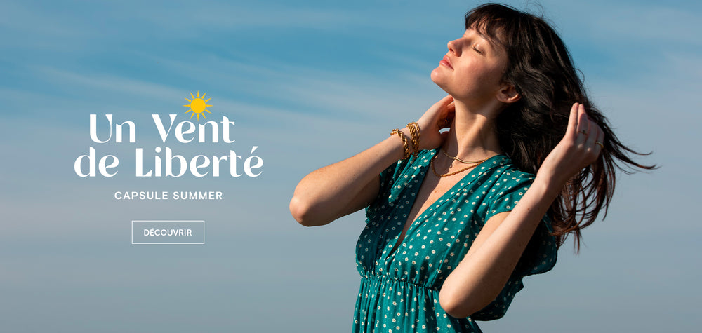 Marie Sixtine Promotions Capsule Eté Nouvelle Collection