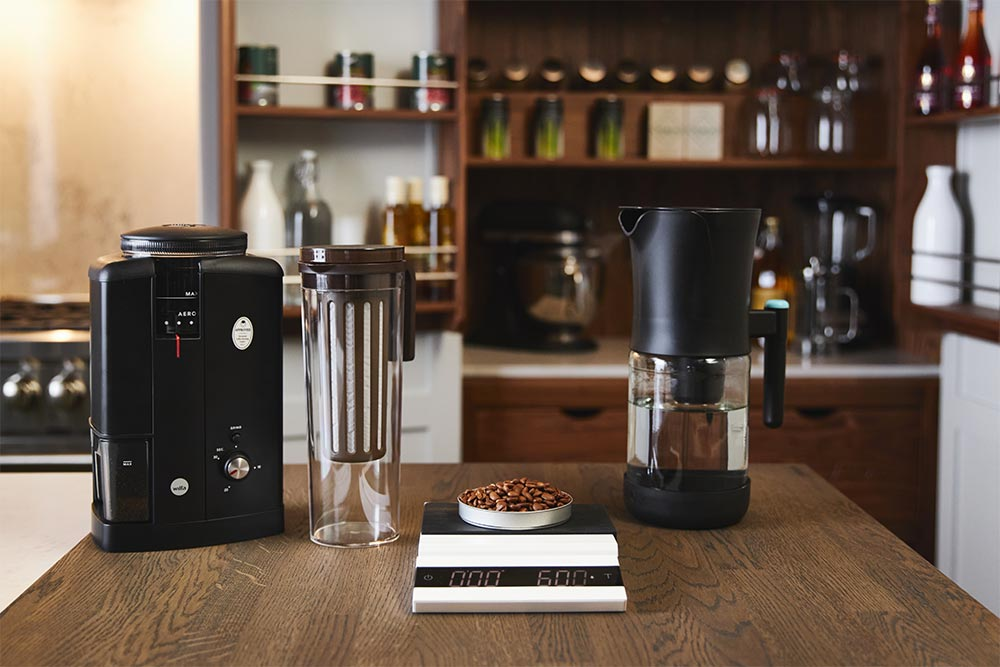 artisan coffee co coldbrew brewguide gather all your equipment image