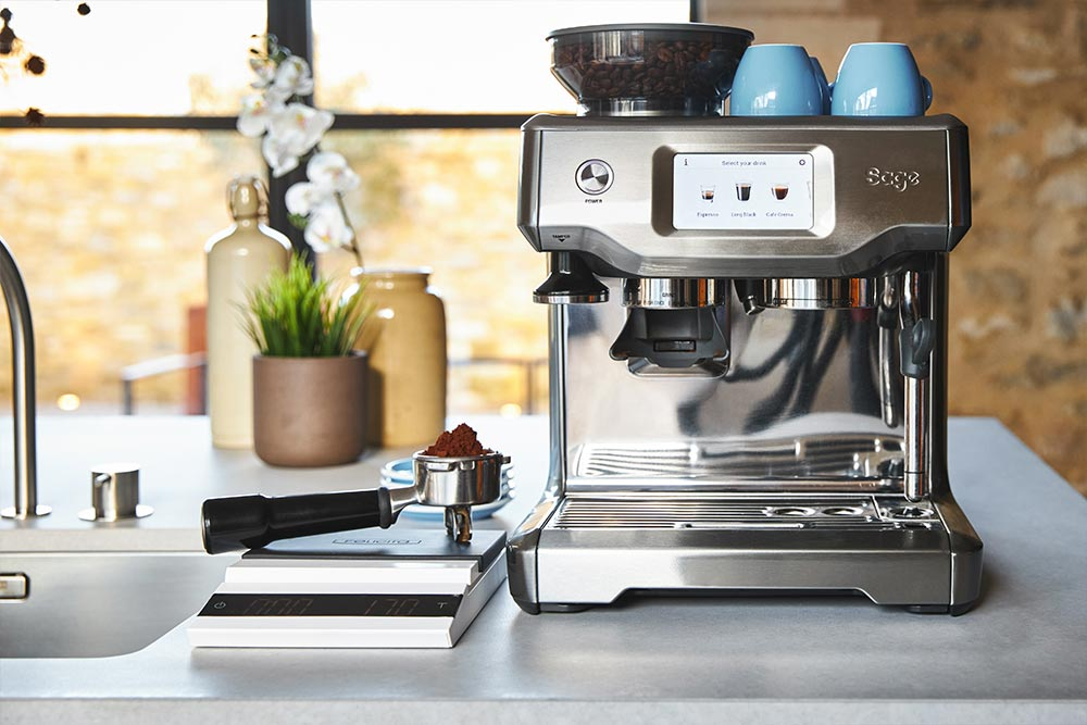 artisan coffee co espresso makers & machines brew guide grind porter filter 18g scales