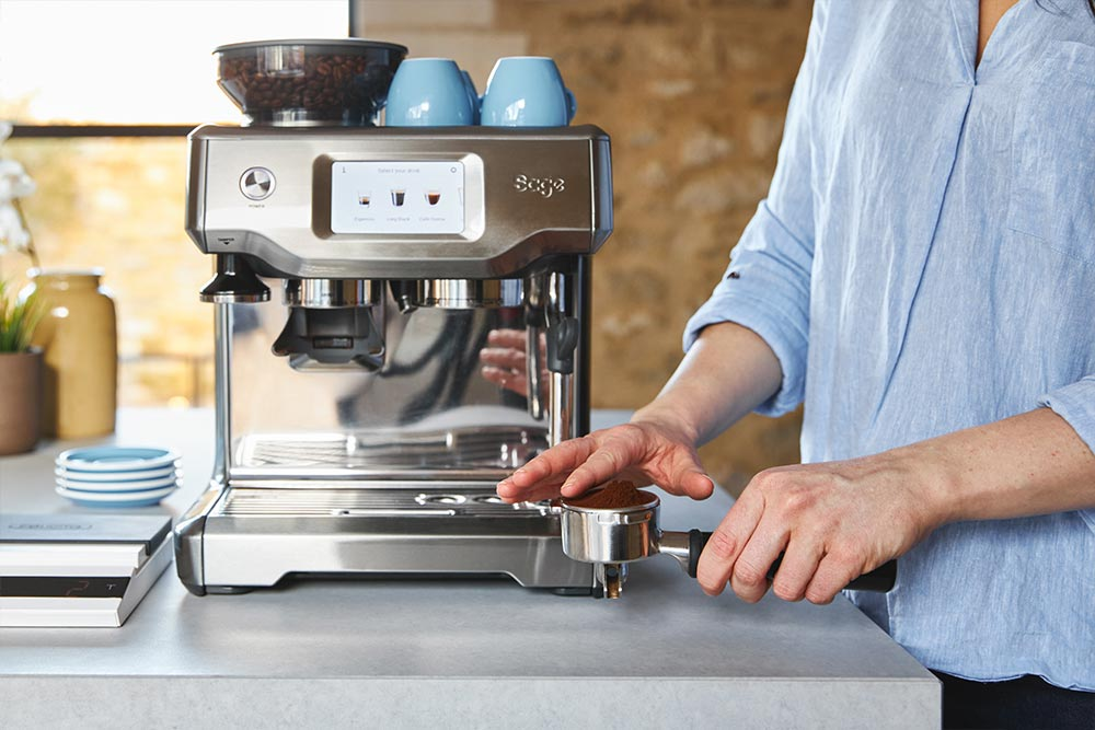 artisan coffee co espresso makers & machines brew guide even tamping beans cups scales
