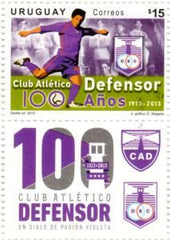 100th Anniversary Defensor Sporting Club|100 Años Club Atlético Defensor