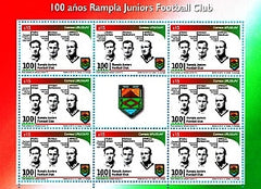 100th Anniversary Rampla Juniors Football Club|100 Años Rampla Juniors Football Club - 2013 -