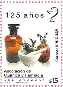 125th Anniversary of the Chemistry and Pharmacy Association|125 Años Asociación de Química y Farmacia