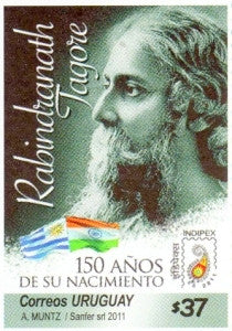 150 Years of the Birth of Rabindranath Tagore 2011 |150 Años del Nacimiento de Rabindranath Tagore 2011