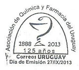 125th Anniversary of the Chemistry and Pharmacy Association - 2013 -|125 Años Asociación de Química y Farmacia - 2013 -