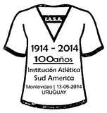 100th Anniversary of I.A.S.A. (South America Athletic Institution)|100 Años Institución Atlética Sud America (I.A.S.A)