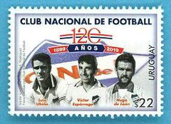120 años del Club Nacional de Football - 2019-