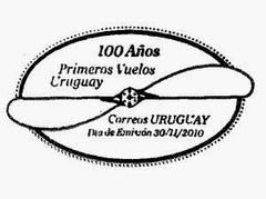 100th Anniversary of the first flights in Uruguay|100 Años de los primeros vuelos en Uruguay