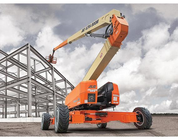 JLG 150ft Diesel Knuckle Boom Lift