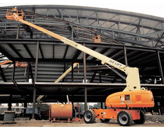 JLG 86ft Straight Boom Lift