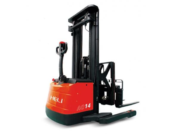 Heli 1.4T Electric Reach Stacker