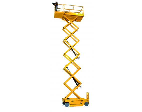 Haulotte 40ft Narrow Electric Scissor Lift