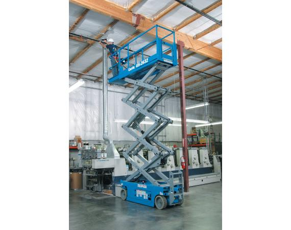 Genie GS3246 32ft Electric Scissor Lift