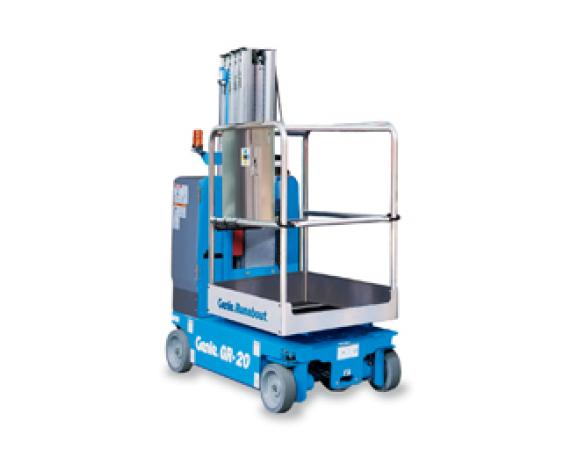 Genie 20ft Manlift Vertical Lift