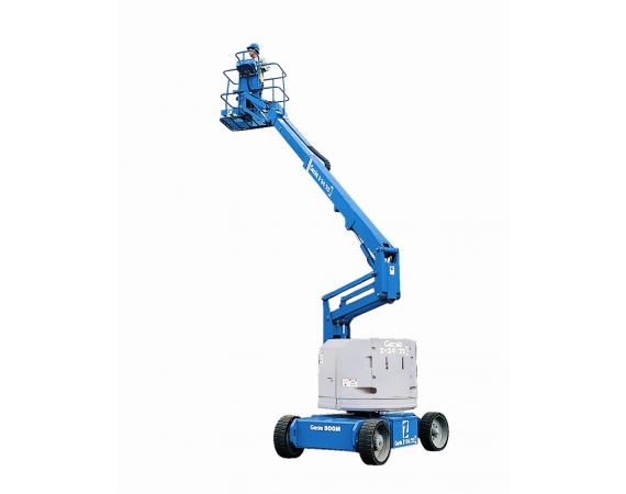 Genie 34ft Electric Knuckle Boom Lift