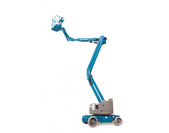 Genie 40ft Electric Narrow Knuckle Boom Lift