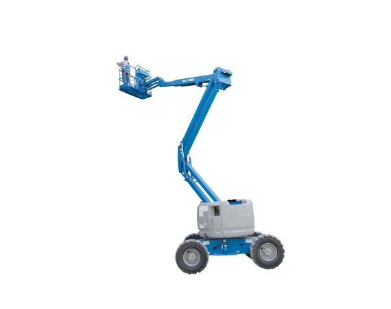 Genie 45ft Diesel Knuckle Boom Lift