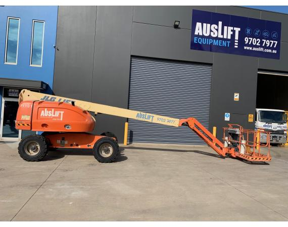 Used 2004 JLG 460SJ 46ft Straight Boom Lift